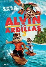 Alvin y las ardillas 3 (2011) Online Completa en Español Latino