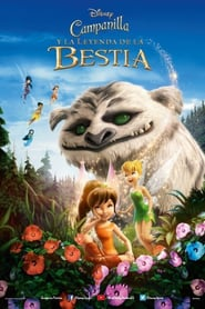 Campanilla y la leyenda de la bestia (2014) Online Completa en Español Latino