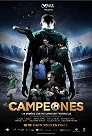 Campeones (2018) Online Completa en Español Latino