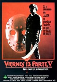 Viernes 13. Parte 5: Un nuevo comienzo Online (1985) Completa Español Latino