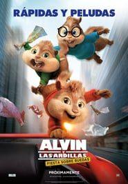 Alvin y las ardillas 4: Fiesta sobre ruedas (2015) Online Completa en Español Latino