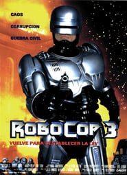 RoboCop 3 (1993) Online Completa en Español Latino
