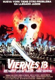 Viernes 13. Parte 8: Jason vuelve..para siempre (1989) Online Completa en Español Latino