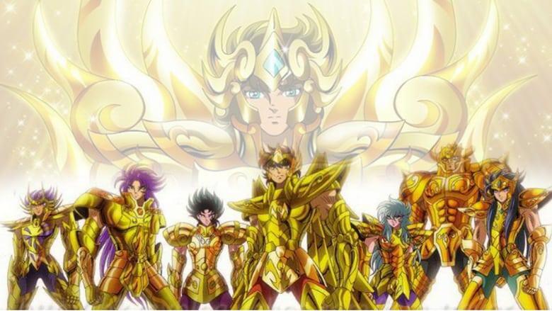 Los Caballeros del Zodiaco: Alma de Oro Online (2015) Completa en Español Latino