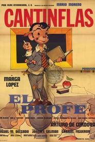 Cantinflas: El profe Online (1971) Completa en Español Latino