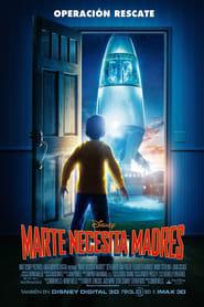 Marte necesita madres (2011) Online Completa en Español Latino