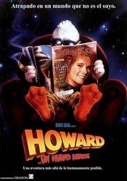Howard Un nuevo héroe Online (1986) Completa en Español Latino