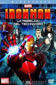 Iron Man: La rebelión del technivoro (2013) Online Completa en Español Latino