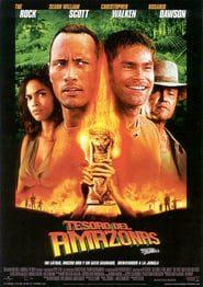 El tesoro del Amazonas (2003) Online Completa en Español Latino