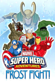 Marvel Super Hero Adventures: Frost Fight! Online (2015) Completa en Español Latino