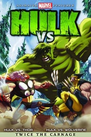 Hulk Vs Thor (2009) Online Completa en Español Latino