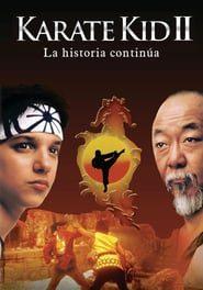 Karate Kid 2: la historia continúa (1986) Online Completa en Español Latino