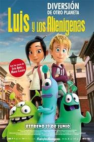 Luis y los alienígenas Online (2018) Completa en Español Latino