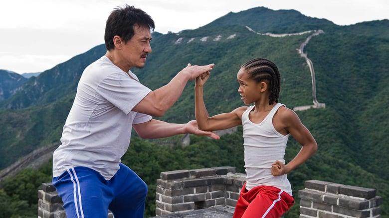 The Karate Kid (2010) Online Completa en Español Latino