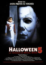 Halloween 5: La venganza de Michael Myers (1989) Online Completa en Español Latino