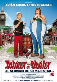 Astérix y Obélix 4: Al servicio de su majestad (2012) Online Completa en Español Latino