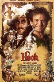 Hook (El capitán Garfio) (1991) Online Completa en Español Latino