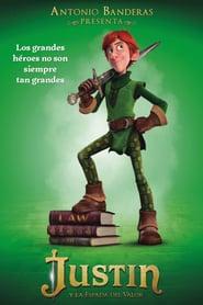 Justin y la espada del valor (2013) Online Completa en Español Latino