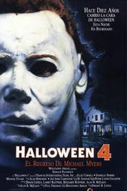 Halloween 4: El regreso de Michael Myers (1988) Online Completa en Español Latino