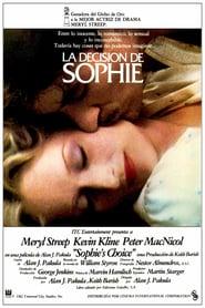 La decisión de Sophie (1982) Online Completa en Español Latino