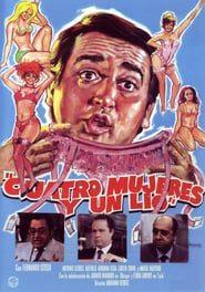 Cuatro mujeres y un lío (1985) Online Completa en Español Latino