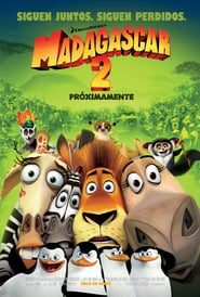 Madagascar 2 Online (2008) Completa en Español Latino
