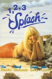 1, 2, 3… Splash (1984) Online Completa en Español Latino