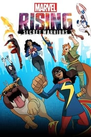 Marvel Rising: Secret Warriors (2018) Online Completa en Español Latino