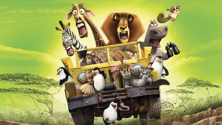 Madagascar 2 (2008) Online Completa en Español Latino