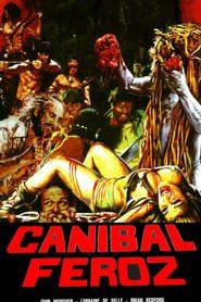 Caníbal feroz (1981) Online Completa en Español Latino