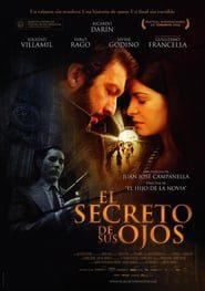 El secreto de sus ojos (2009) Online Completa en Español Latino