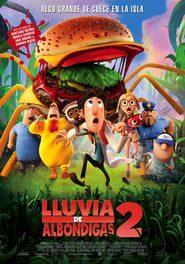 Lluvia de hamburguesas 2 (2013) Online Completa en Español Latino
