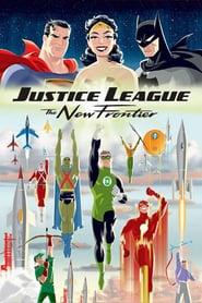 La Liga de la Justicia: La nueva frontera (2008) Online Completa en Español Latino