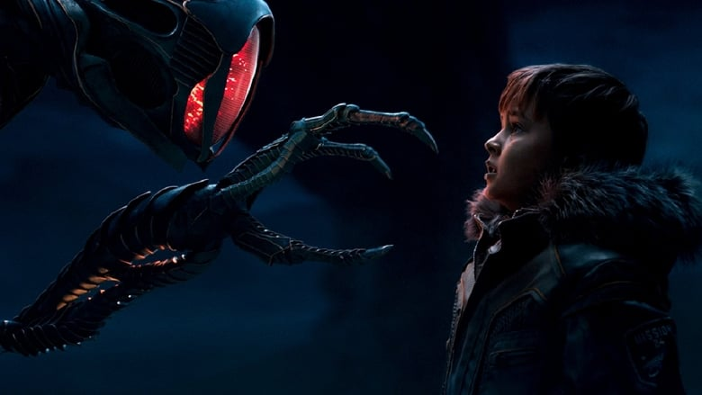 Lost in Space Online 2018 Completa en Español Latino