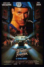 Street Fighter, la última batalla Online (1994) Completa en Español Latino