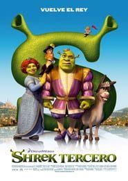 Shrek 3 Online (2007) Completa en Español Latino