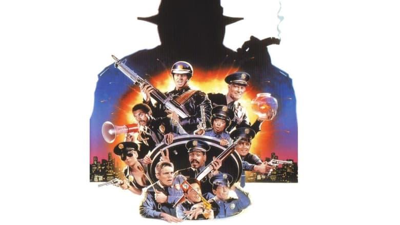 Loca academia de policía 6 Online (1989) Completa en Español Latino