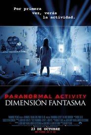 Paranormal Activity 5: Dimensión fantasma Online (2015) Completa en Español Latino