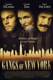 Pandillas de New York Online (2002) Completa en Español Latino