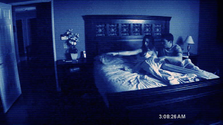 Paranormal Activity Online (2007) Completa en Español Latino