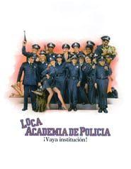 Loca academia de policía Online (1984) Completa en Español Latino