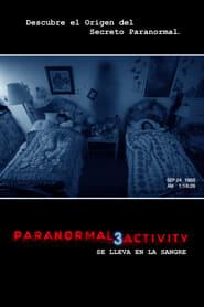Paranormal Activity 3 Online (2011) Completa en Español Latino