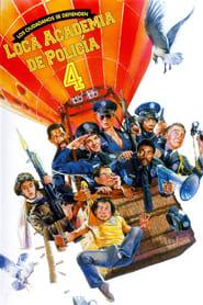 Loca academia de policía 4 Online (1987) Completa en Español Latino