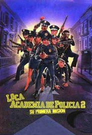 Loca academia de policía 2 Online (1985) Completa en Español Latino