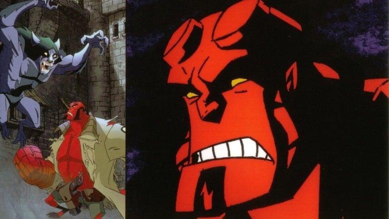 Hellboy Animated: Blood and Iron Online (2007) completa en español latino