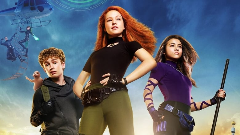 Kim Possible Online (2019) Completa en Español Latino