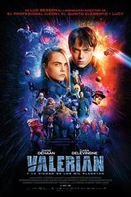 Valerian y la ciudad de los mil planetas Online (2017) Completa en Español Latino