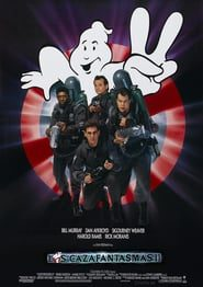 Los cazafantasmas 2 Online (1989) Completa en Español Latino