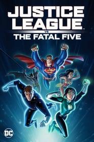 Liga de la Justicia contra los Cinco Fatal Online (2019) Completa en Español Latino
