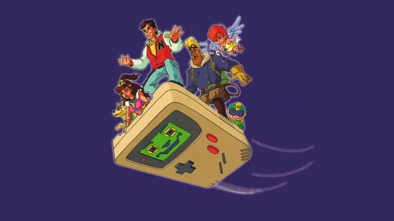 Capitán N: el amo del juego Online Completa en Español Latino